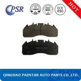 Fabricant Chinois de haute qualité des pièces automobiles Bus & Plaquette de frein du chariot