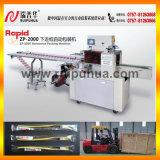 Plastiklöffel-Fluss-Verpackungs-Maschine/Verpackmaschine