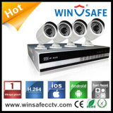 Gesetzte NVR Installationssätze Sony CCD-Kamera Secuirty CCTV-NVR