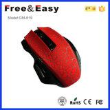Nuovo mouse ottico di gioco di marca 7D LED di trasporto 2016 liberi