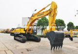 Migliori strumentazioni cinesi di ingegneria del macchinario di costruzione di Sinomach escavatori idraulici degli escavatori del cingolo M3 da 34 tonnellate 1.5 da vendere