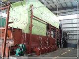 Caldaia a vapore della biomassa con la griglia singola o doppia della catena del timpano per i prodotti di Industial