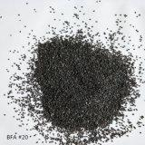Коричневый оксида алюминия используется для матирования шлифовальной ленты