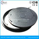 Fabricado na China ao redor da tampa de inspeção anti-roubo SMC