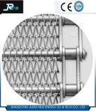 Сбалансированная конвейерная металла провода спирали Weave для светлых материалов