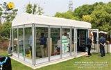 Tende giganti del Gazebo del giardino del blocco per grafici di alluminio 6X36m
