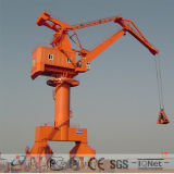 40 la tonne quatre bielles Harbour Port Grue mobile