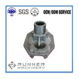 Parte lavorante personalizzata del rimorchio del pezzo fuso del metallo di CNC per la strumentazione dell'azienda agricola