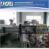 Nueva máquina plástica del estirador de los gránulos del acero inoxidable del diseño