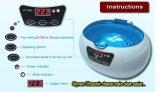 Digital-überwachen Ultraschallreinigungsmittel-Peilung-Schmucksachen 0.6L 35W 42kHz