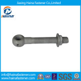 Alta calidad Carbon Steel Grade 8.8 HDG Eye Bolts y Nuts
