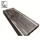 folha de aço ondulada galvanizada espessura da telhadura de 0.14-0.8mm