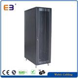 Gabinete de servidor de 19 com portas perfuradas de arco