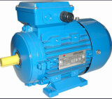 Ie2 Aluminum Three Phase Asynchronous Motor 1HP 0.75kw 2p