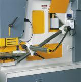 Macchina di perforazione dell'operaio idraulico del ferro e di taglio unita idraulica con la dentellatura