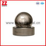 Banco de carboneto de tungstênio e esfera