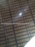 イスラエル共和国の市場のための21*610*2500mm Brwonか黒いフィルムの表面合板