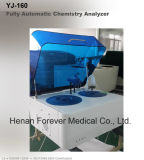 Fonctionnement simple les plus populaires de l'analyseur de biochimie de la machine automatique rapide