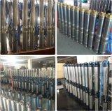 Produtos novos 4 polegadas de fabricante solar de Liancheng da bomba de água do parafuso