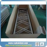 Marco de aluminio plataforma de madera al aire libre de la etapa