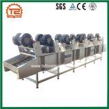 Máquina de secagem do gengibre vegetal comercial do secador do alimento do ar da correia