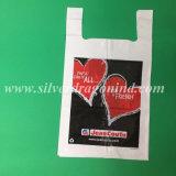 Мешок упаковки тельняшки печатание оптовый пластичный