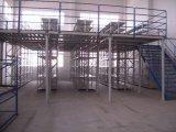 El entresuelo Sistema de estanterías para almacenamiento de almacén