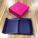 Barniz UV Barniz Spoting Spot caja plegable de regalo Caja de papel plegado UV