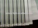 Lamp 2400mm van de hoge LEIDENE van het Lumen T8 Buis van de Buis Lichte 65W Geïntegreerdew 8FT de Dubbele Buis die van de Lijn Hete Buis Jizz aansteken