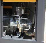 compressor van de Lucht van Scew van de Omschakelaar van 75kw/100pm de Industriële met Ver ControleSysteem
