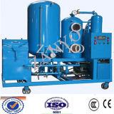 Sistema di riciclaggio nero residuo dell'olio per motori/macchinario nero di rigenerazione dell'olio per motori