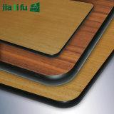 Los paneles laminados compactos/surtidores laminados del compacto/particiones laminadas del tocador del compacto