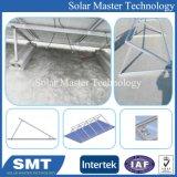 편평한 지붕 태양 전지판 임명을%s 조정가능한 태양 설치 시스템