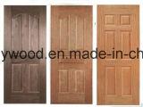 Pele da porta da melamina/pele da porta da porta Skin/HDF folheado do molde em Kenya/Etiópia