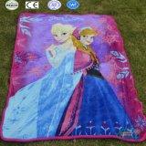 American Frozen Princess Couverture de flanelle d'impression pour les enfants
