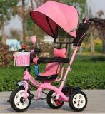 4 in 1 Kind-Dreirad scherzt Trike Baby-Spaziergänger-Dreirad mit Fabrik-Preis