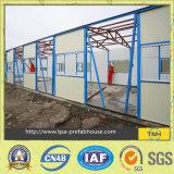 Ökonomisch und einfach, Stahlrahmen-Haus zu installieren