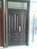 2017 [توب قوليتي] معدن فولاذ أمن باب ([إف-س125م])