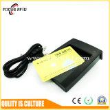 시간 출석 접근 제한을%s 125kHz ID 카드 판독기 USB/RS232