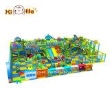 Дешевая гимнастика джунглей для игрушек форта малышей крытых мягких
