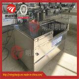 Machine d'écaillement esquivante de machine de gingembre de raccord en caoutchouc de pomme de terre d'acier inoxydable