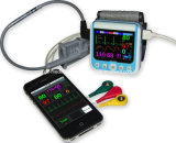 0.13kg Mano-ha tenuto Home Care Wrist Home Use Portable Patient Monitor