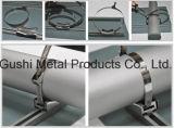 Bandes d'acier pour l'industrie chimique, canalisations, câbles