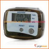 Perseguidor da aptidão, podómetro plástico, podómetro da promoção