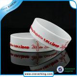 Material de silicone Sport Pulseira personalizada