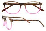 Marco óptico del último de la manera de espec. de los marcos de la manera acetato de Eyewear