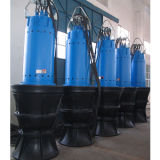 Axial-Flow를 가진 잠수할 수 있는 추진기 펌프는 또는 혼합 흐른다 (ZQB/HQB)