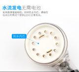 Головка ливня ванной комнаты осадок ABS головки ливня сбережения воды пластичная