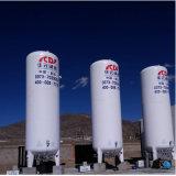 Embarcação de armazenamento do dióxido de carbono Lco2 do líquido criogênico