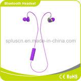 Manufatura que vende o fone de ouvido sem fio do esporte de Bluetooth com Mic Earbuds para o telefone móvel